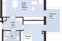 Wohnung 6 - Dachgeschoß