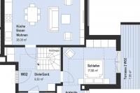 Wohnung 2 - Erdgeschoß