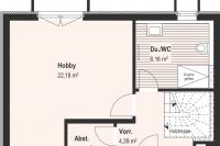 Wohnung 1 - Untergeschoß